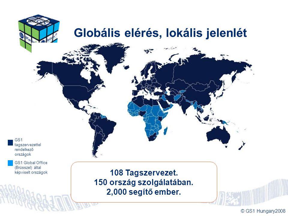 Globális elérés, lokális jelenlét