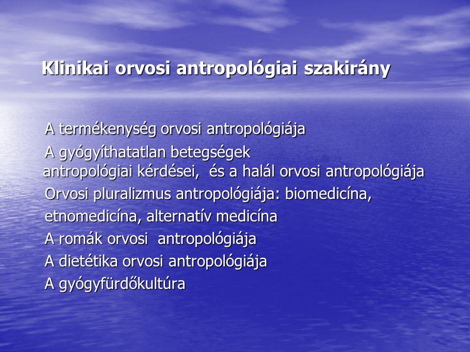 A termékenység orvosi antropológiája