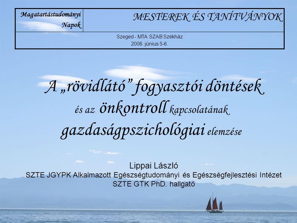Szeged - MTA SZAB Székház