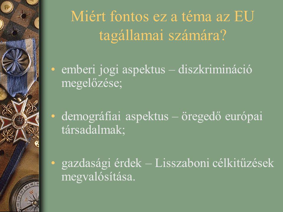 Miért fontos ez a téma az EU tagállamai számára