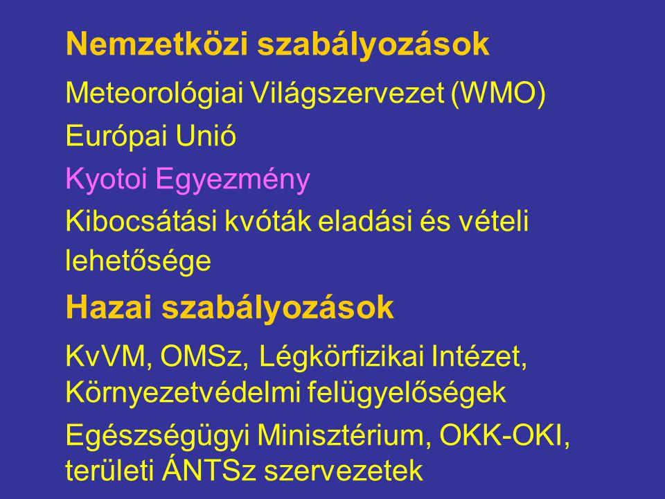 Meteorológiai Világszervezet (WMO)