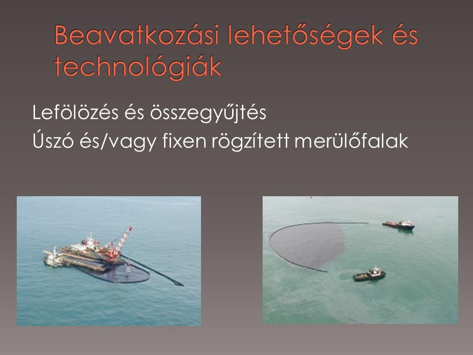 Beavatkozási lehetőségek és technológiák