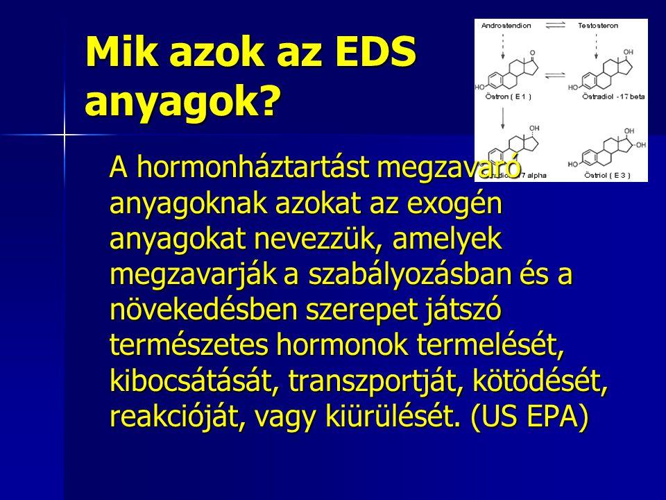 Mik azok az EDS anyagok