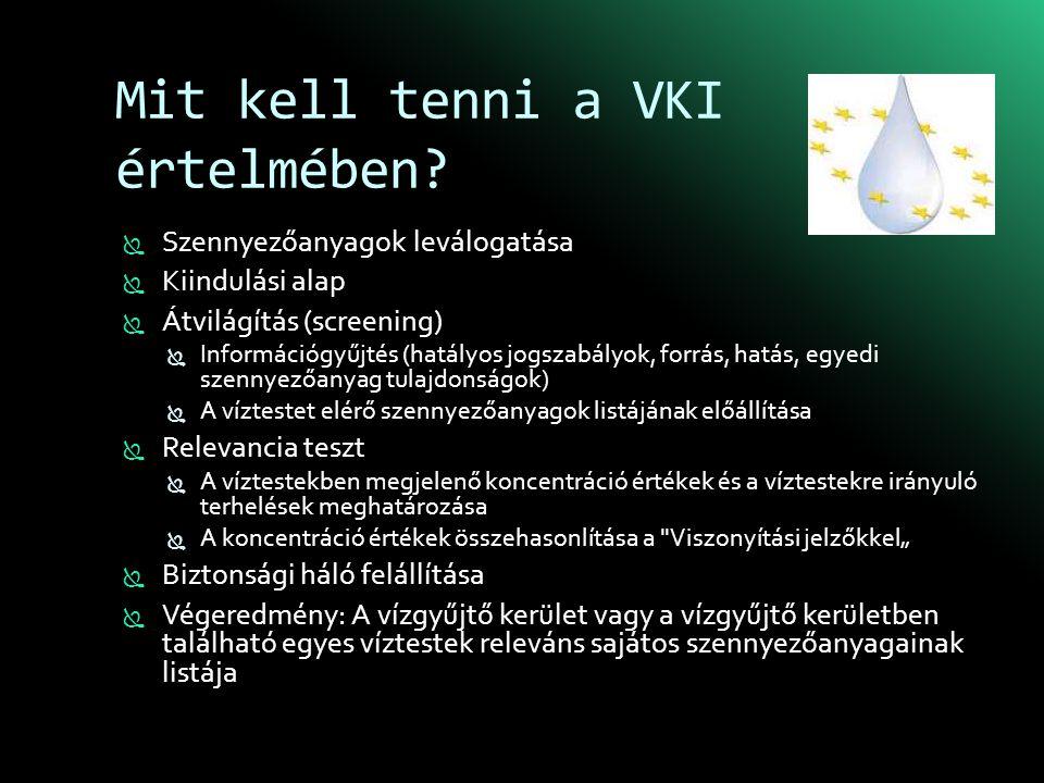 Mit kell tenni a VKI értelmében