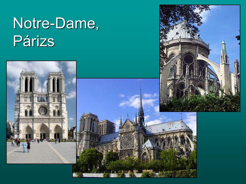 Notre-Dame, Párizs