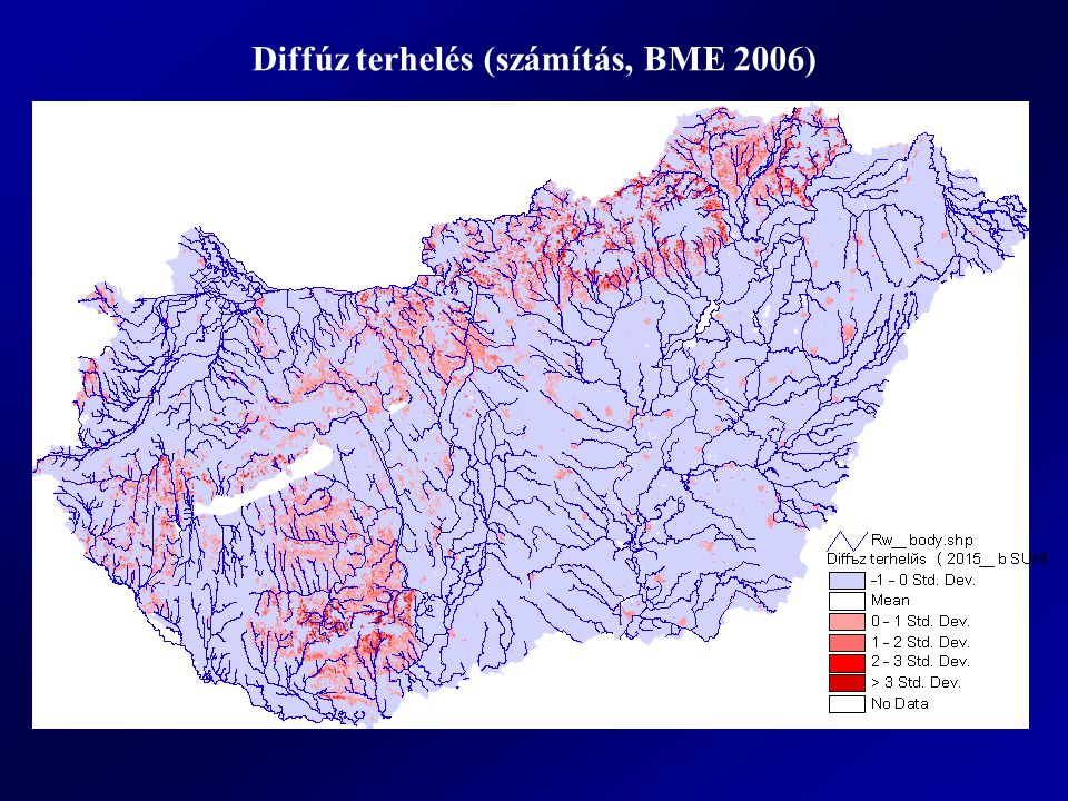 Diffúz terhelés (számítás, BME 2006)