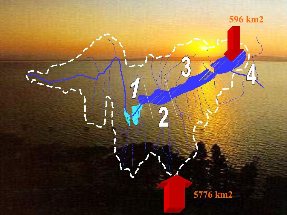 596 km2 3 4 1 2 5776 km2