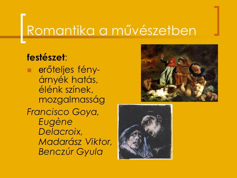 Romantika a művészetben