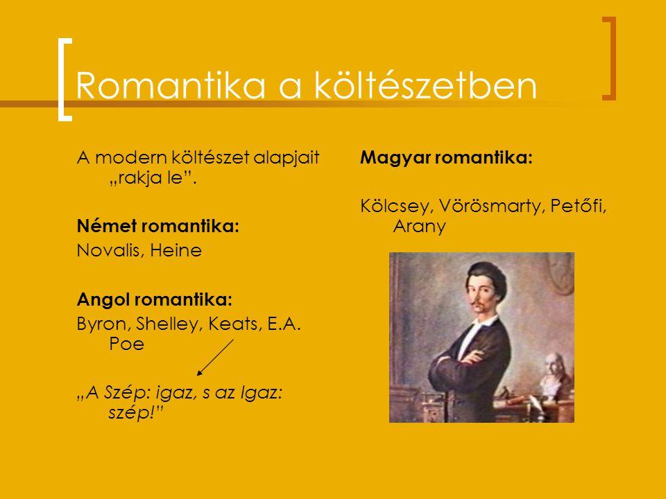 Romantika a költészetben