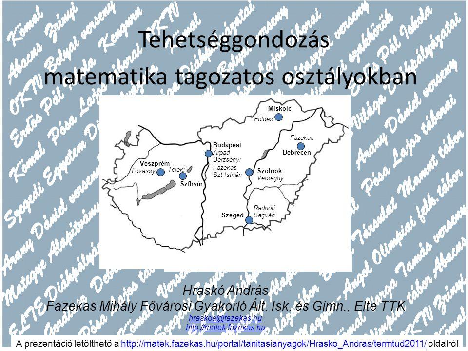 Fazekas Mihály Fővárosi Gyakorló Ált. Isk. és Gimn., Elte TTK