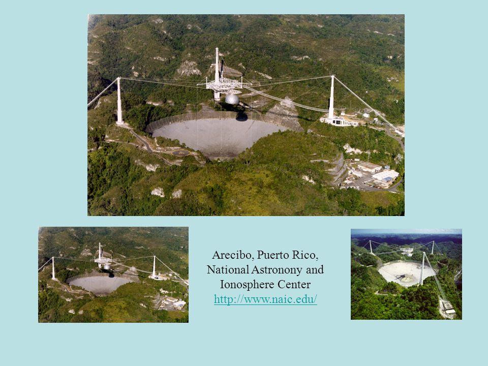 Mi látható a csészében Magyarázat: szoftverrel Arecibo, Puerto Rico,
