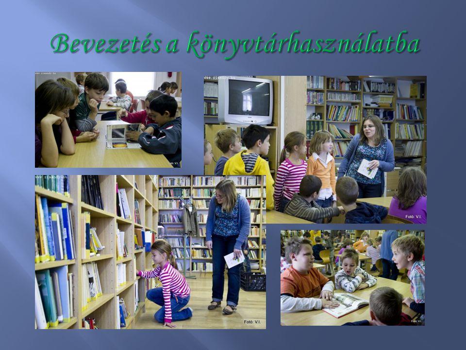 Bevezetés a könyvtárhasználatba