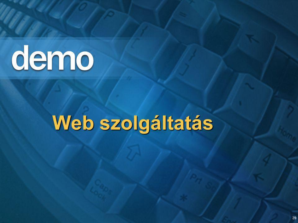 MSDN Konferencia: Windows Vista és .NET 3.0 fejlesztőknek