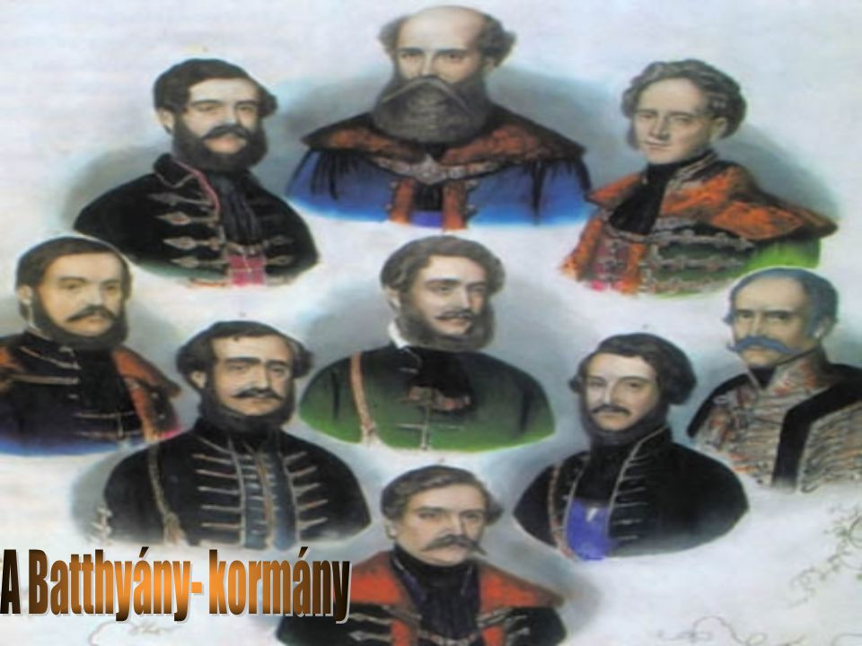 A Batthyány- kormány