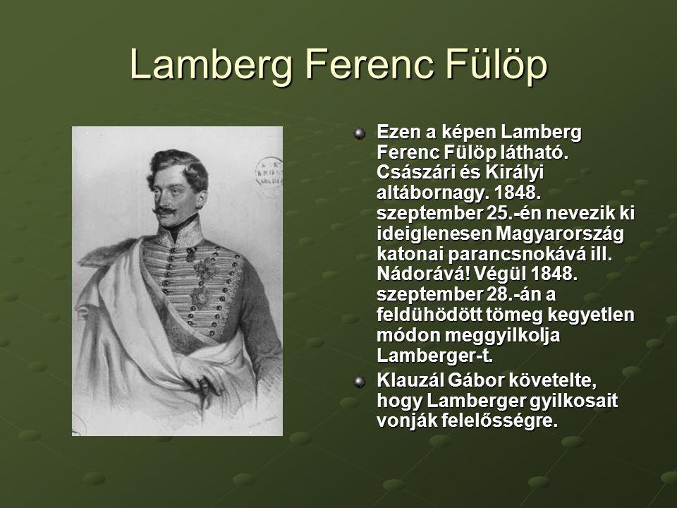 Lamberg Ferenc Fülöp