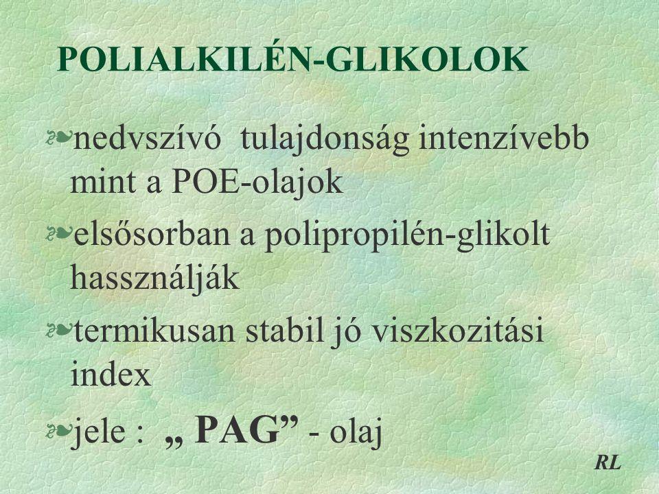 POLIALKILÉN-GLIKOLOK