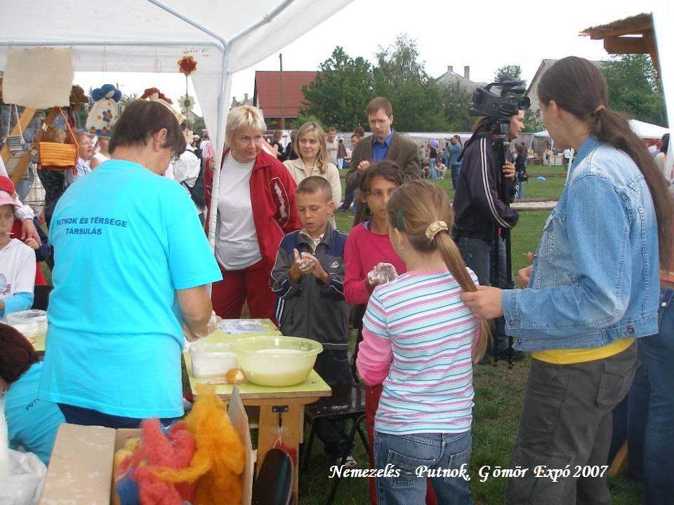 Nemezelés - Putnok, G ömör Expó 2007