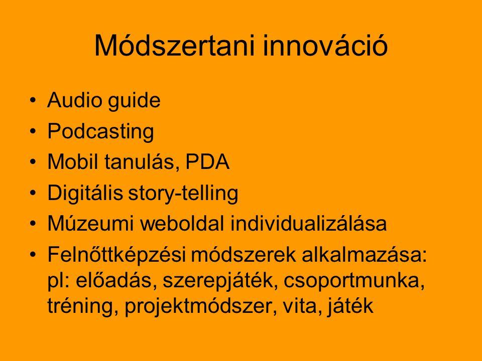 Módszertani innováció