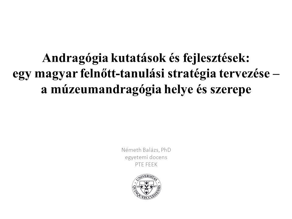 Németh Balázs, PhD egyetemi docens PTE FEEK