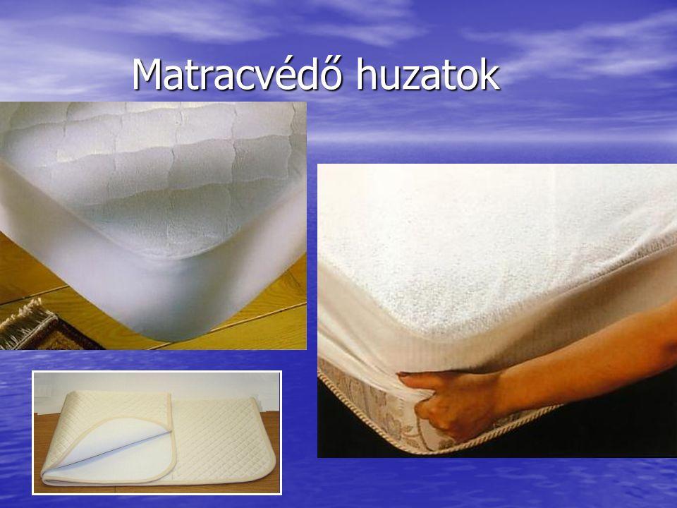 Matracvédő huzatok