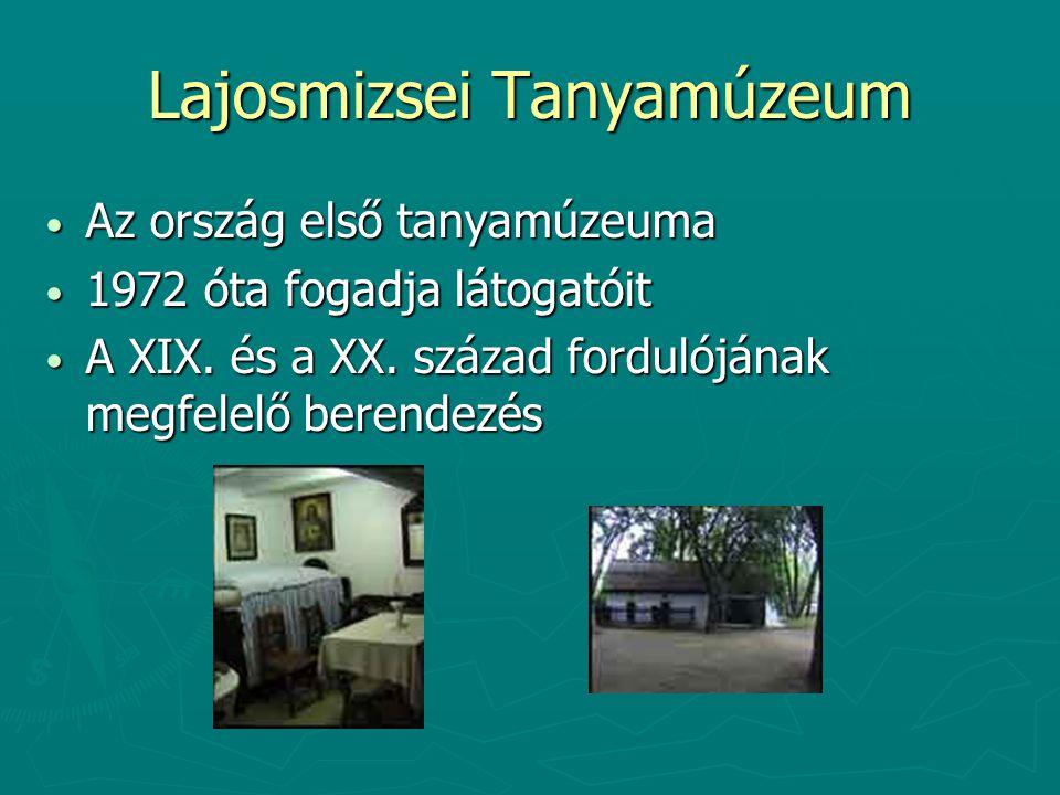 Lajosmizsei Tanyamúzeum
