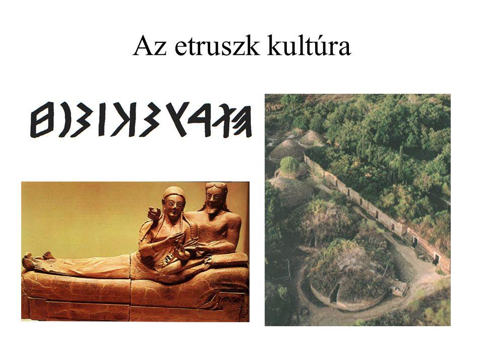 Az etruszk kultúra
