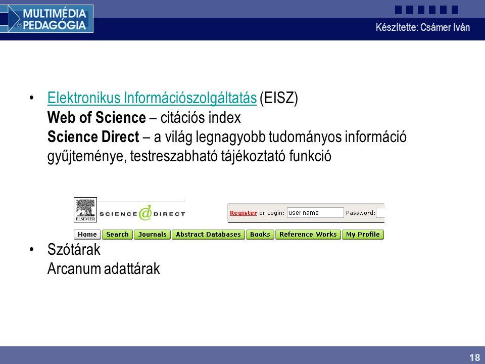 Szótárak Arcanum adattárak