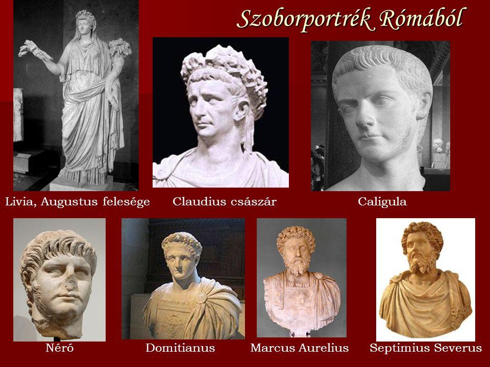 Szoborportrék Rómából