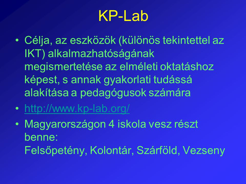 KP-Lab