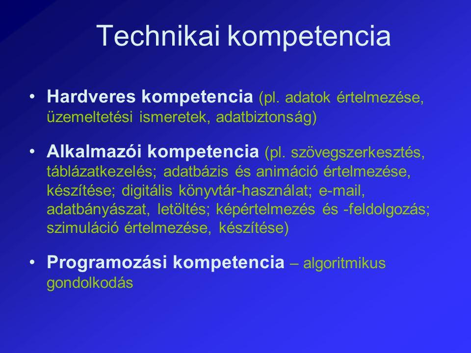 Technikai kompetencia