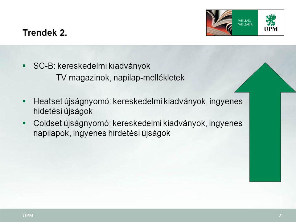 Trendek 2. SC-B: kereskedelmi kiadványok