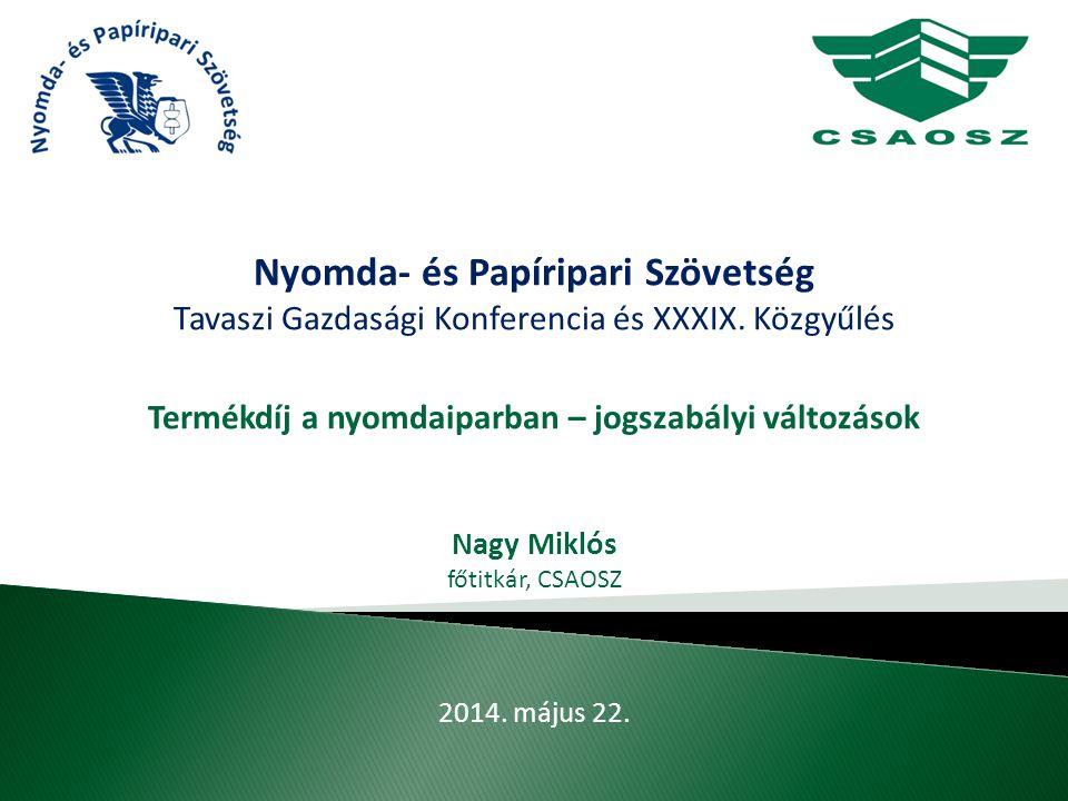 Nyomda- és Papíripari Szövetség