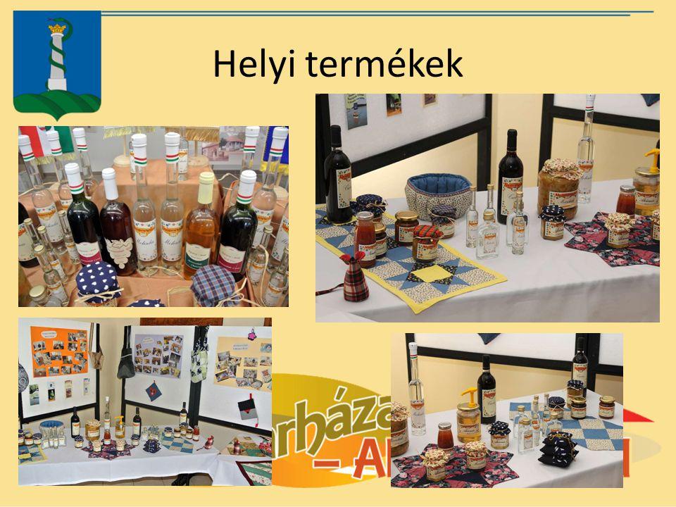 Helyi termékek