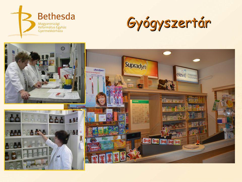 Gyógyszertár