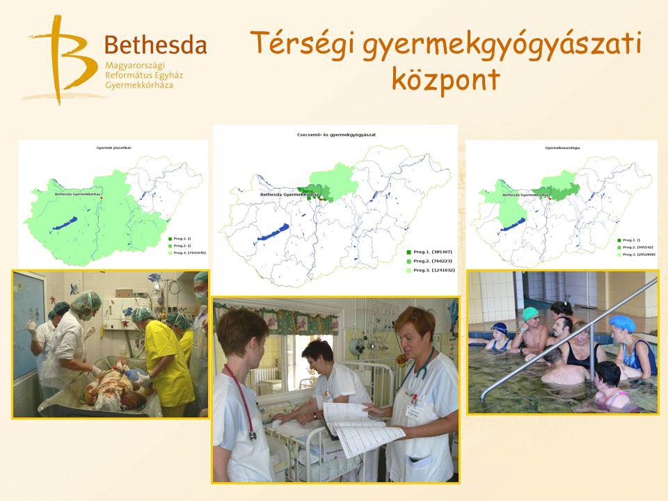 Térségi gyermekgyógyászati központ