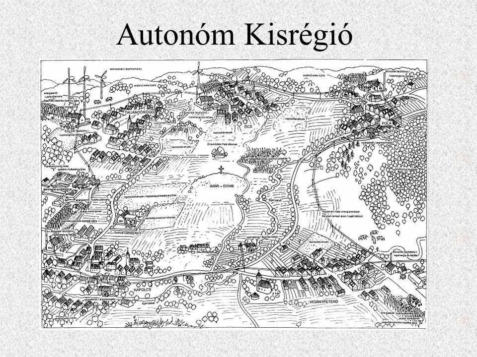 Autonóm Kisrégió