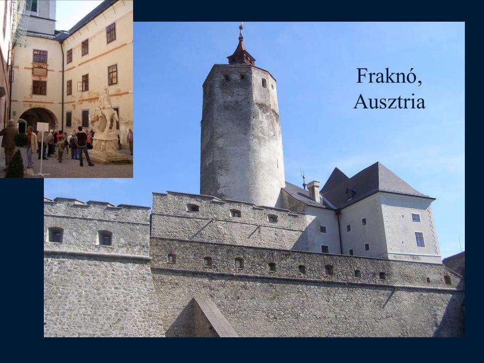 Fraknó, Ausztria