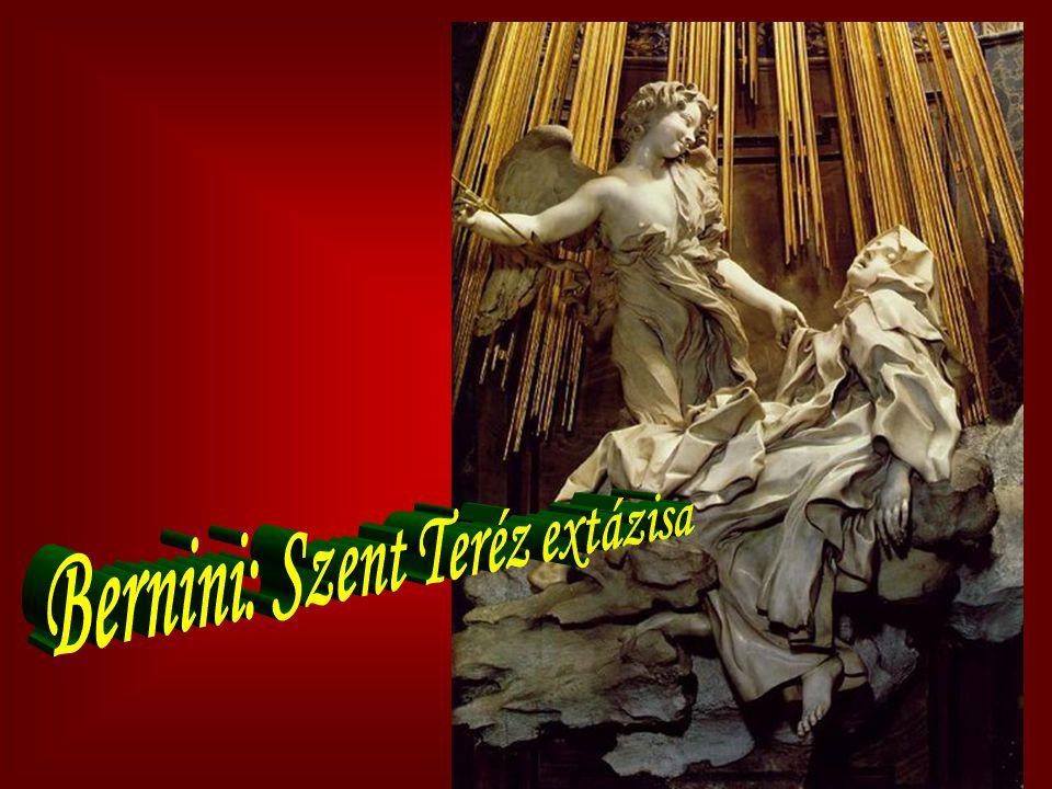 Bernini: Szent Teréz extázisa