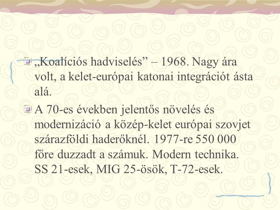 """""""Koalíciós hadviselés – 1968"""