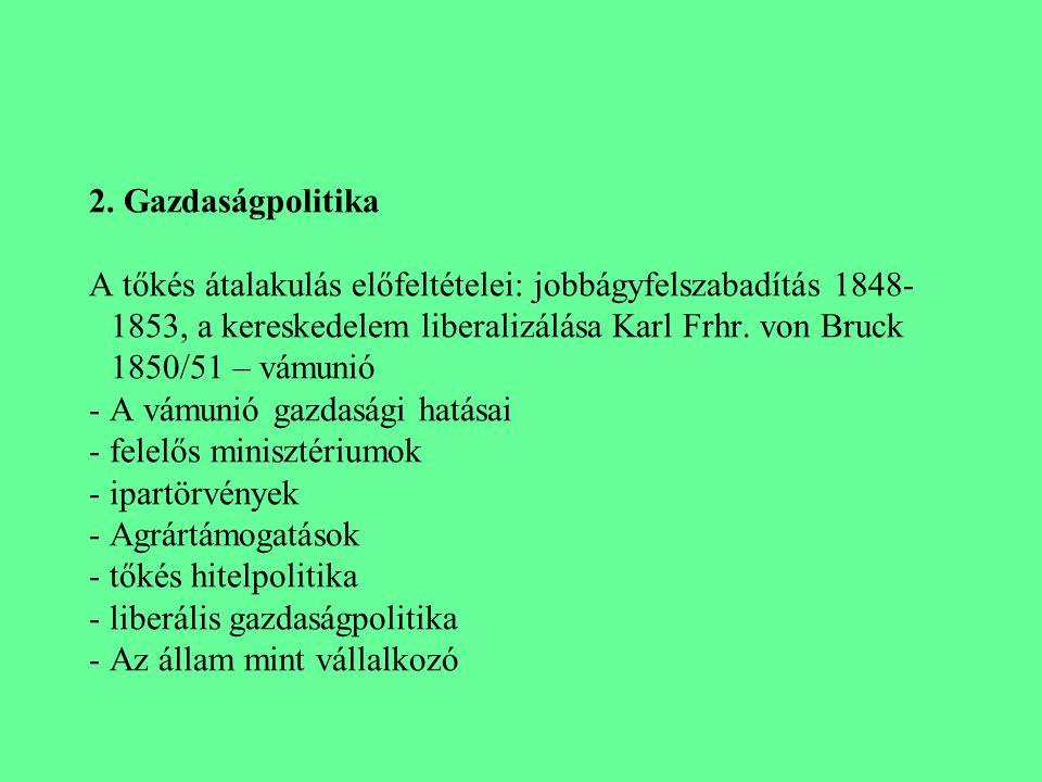 2. Gazdaságpolitika - 2.