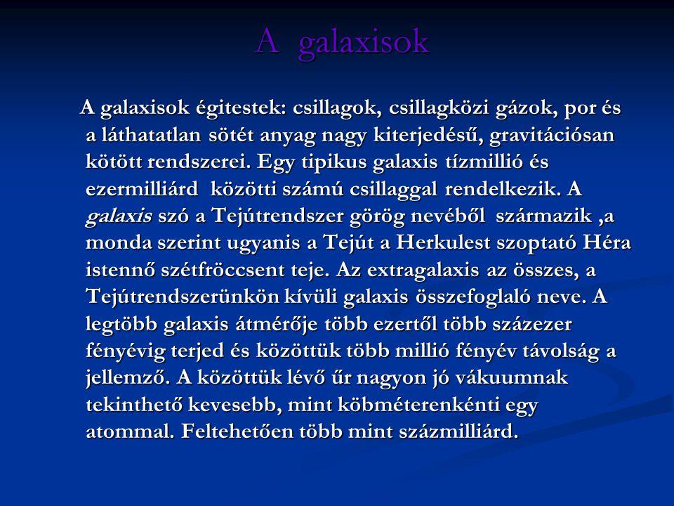 A galaxisok