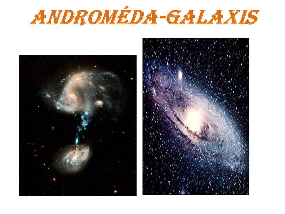 Androméda-galaxis