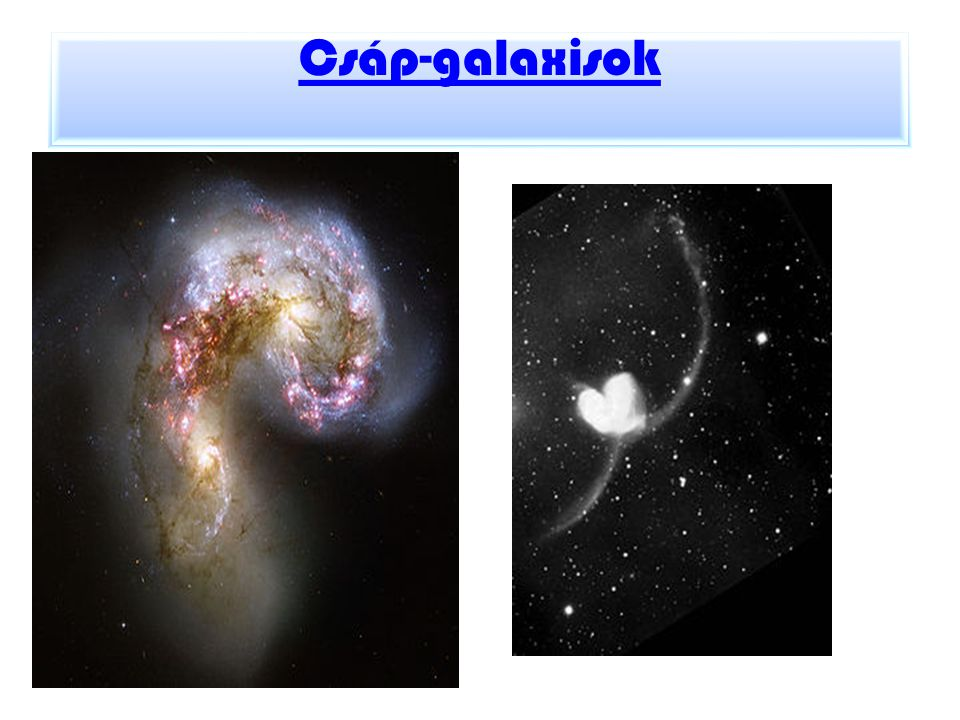 Csáp-galaxisok