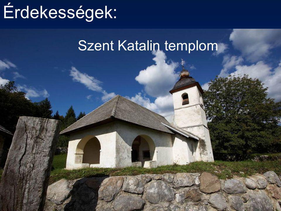 Érdekességek: Szent Katalin templom