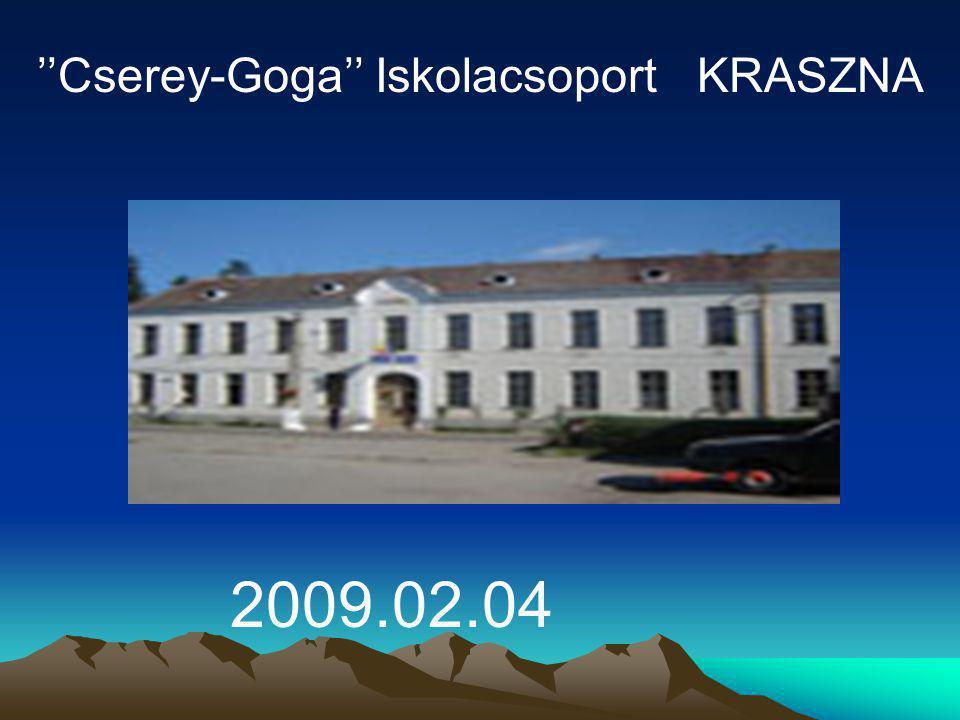 ''Cserey-Goga'' Iskolacsoport KRASZNA
