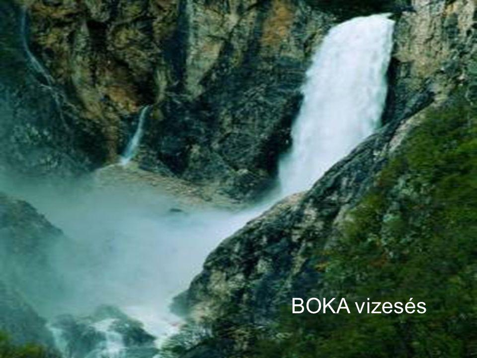 BOKA vizesés