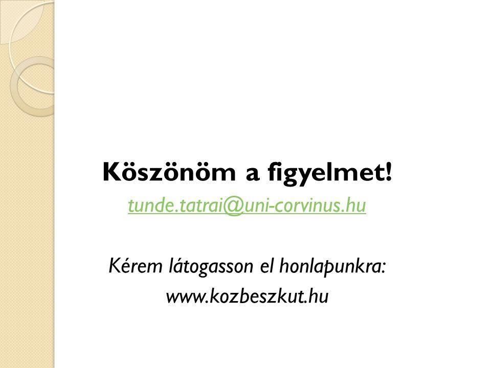 Kérem látogasson el honlapunkra: