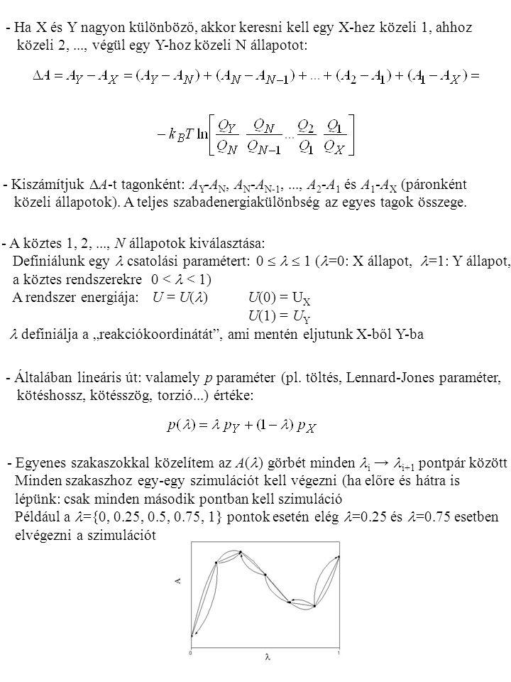 - Ha X és Y nagyon különböző, akkor keresni kell egy X-hez közeli 1, ahhoz