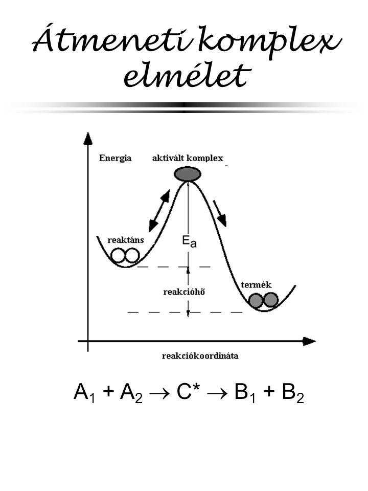 Átmeneti komplex elmélet