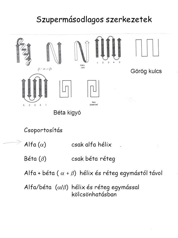 Szupermásodlagos szerkezetek